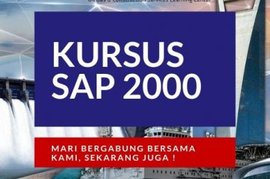KURSUS SAP 2000 JOGJA