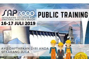 PUBLIC TRAINING SAP 2000