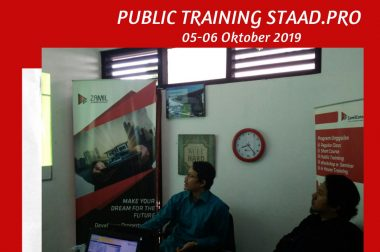 PUBLIC TRAINING STAADPRO