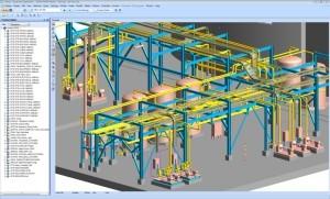KURSUS PDMS (Plant Design Management System)