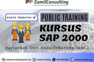 TRAINING SAP2000 – Zamil Consulting