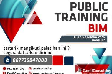 KURSUS BIM (Building Information Modeling)