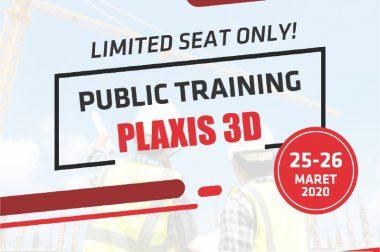 PELATIHAN PLAXIS FONDASI 3D