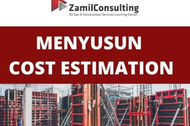 MENYUSUN COST ESTIMATION