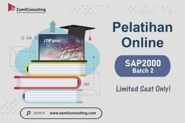 Pelatihan Online SAP2000