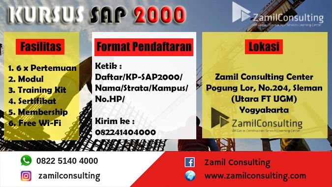 Kursus SAP 2000 Di Jogja